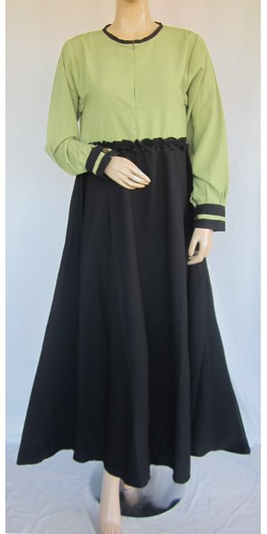 Gamis Wolfis Payung Cadar [GCW99]