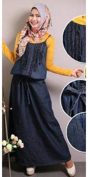 Overall Jeans Fril Gmp303