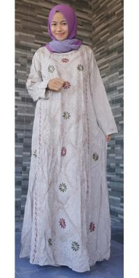 Gamis Katun India [GS74884]