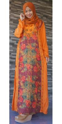 Gamis Katun India [GS74885]