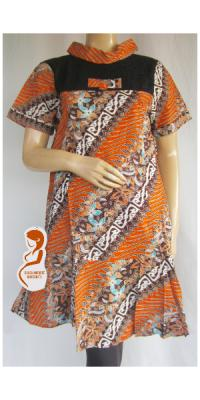 Dress Hamil Batik Broklat [DH517]