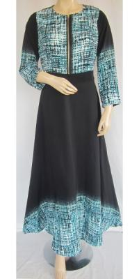 Gamis Payung Resliting [GTR381]