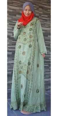 Gamis Katun India [GS75640]