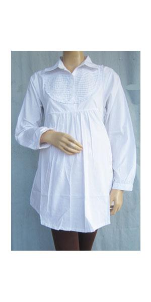 Baju Hamil Putih Ap067