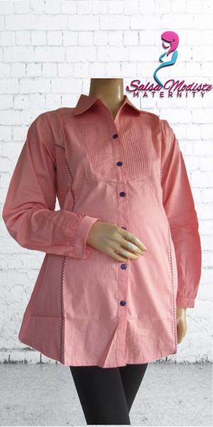 Baju Hamil dan Menyusui Kerja Basic [AHS221]