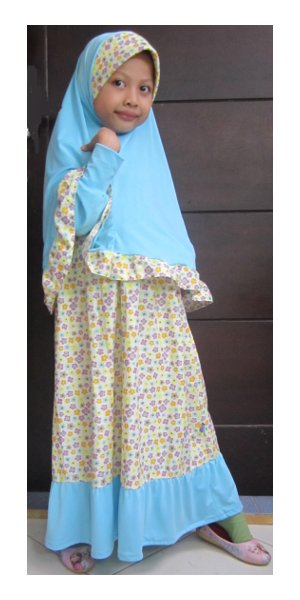 Gamis Overall Gjk02