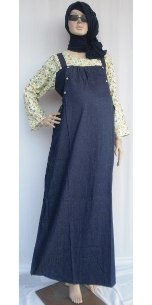Gamis Hamil Overall Gps213