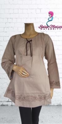 Baju Hamil Pita Bordir [AHS101]