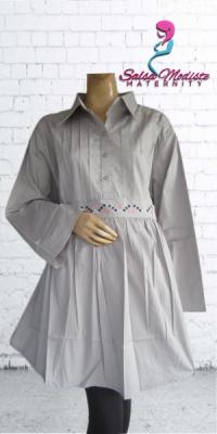 Baju Hamil dan Menyusui Super Jumbo [AHS102]