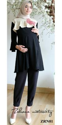 Baju Hamil dan Menyusui Zahrana Premium [ZRN01]