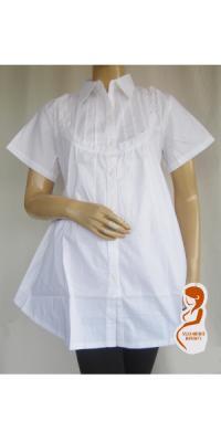 Baju Hamil dan Menyusui Khusus Putih [AP912]