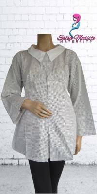 Baju Hamil Krah Bintik [AHS104]