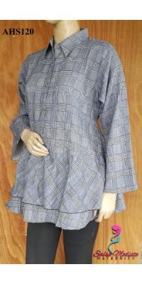 Baju Hamil dan Menyusui Formal [AHS120]
