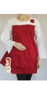 Baju Hamil dan Menyusui milla Panjang [AP831]