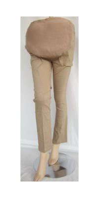 Celana Hamil Soft Jins semi Cutbray [CH23]