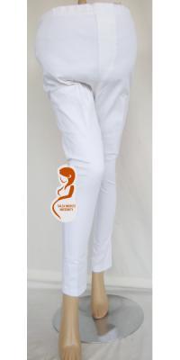 Celana Hamil Pensil Twill Khusus Putih [CHP036]