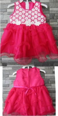 Dress Baby Party Tulle [DP12]