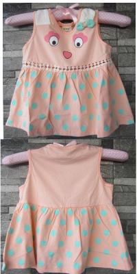 Dress Hamil kaos Polka [DC16]