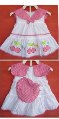 Dress Bayi Apple [DBA12]