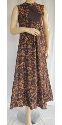 Long Dress Hamil Kutungan [DHL91]