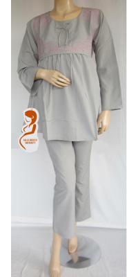 Setelan Baju Hamil dan Menyusui Miranda [STC116]